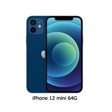 Apple iPhone 12 mini (64G)-藍色