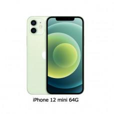 Apple iPhone 12 mini (64G)-綠色