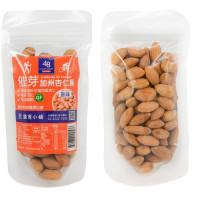 48催芽加州杏仁果-原味 隨手包90g(2入)