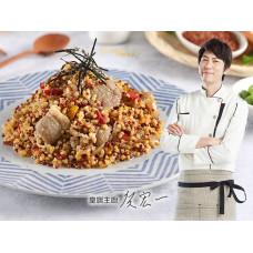 日式壽喜燒牛丼藜麥小米