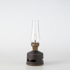 MoriMori LED煤油燈藍牙音響-URBAN SPORTS 深棕色