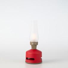 MoriMori LED煤油燈藍牙音響-ORIGINAL RED 祭典紅