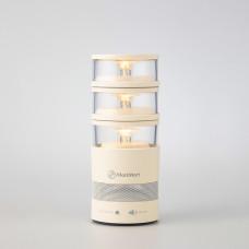 MoriMori LASMO speaker-WHITE 白色