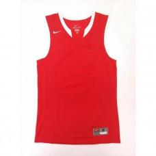 NIKE AS Team League Tank 男款籃球透氣單面背心 紅色631180658