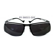 無螺絲一體成型墨鏡男款(黑色框),抗UV400鏡片