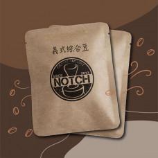 【NOTCH咖啡】耳掛-義式綜合豆